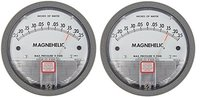 Dwyer USA Magnehelic Gauges 0.25-0-0.25 Inch WC