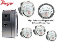 Dwyer USA Magnehelic Gauges 0 To 5.0 Inch WC