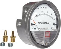 Dwyer USA Magnehelic Gauges 1-0-1 Inch WC