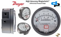 Dwyer USA Magnehelic Gauges 0 To 6.0 Inch WC