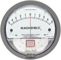 Dwyer USA Magnehelic Gauges 5-0-5 Inch WC