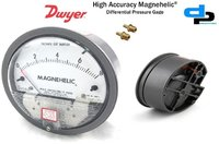 Dwyer USA Magnehelic Gauges 0 To 8.0 Inch WC
