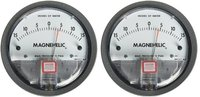 Dwyer USA Magnehelic Gauges 15-0-15 Inch WC