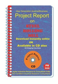 Steel Rolling Mill manufacturing Ebook
