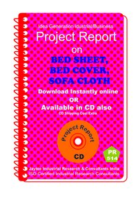 Bed Sheet, Bed Cover ,Sofa cloth manufacturing eBook