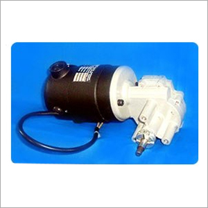 Geared PMDC Motors