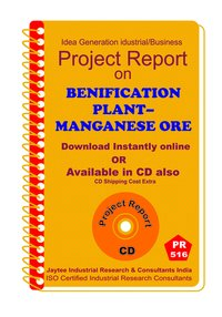 Benification Plant -Manganese Ore manufacturing eBook