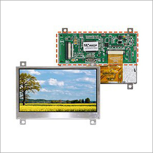 TFT Panel with Controller Board