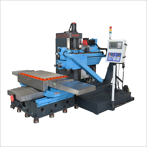Table Type CNC Gun Drilling Machine