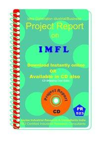 I M F L manufacturing Project Report eBook