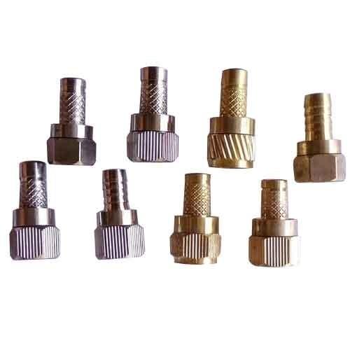 Brass Dish Plug Joint Connectors