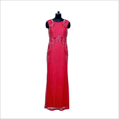 Designer Long Dress