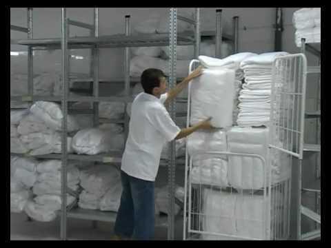 Hospital Laundry Operation & Management