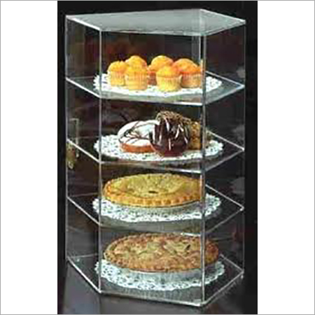 Acrylic Bakery Displays