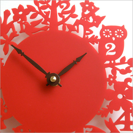 Acrylic Wall Clocks