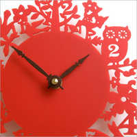 Acrylic clock Manufacturer