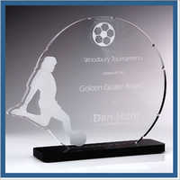Acrylic football