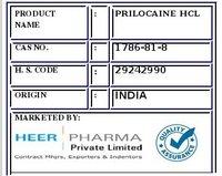 Prilocaine HCL
