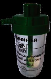 Metal BPC Humidifier Bottle