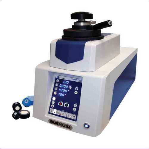 Automatic Mounting Press