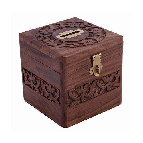 Square Coin Box
