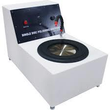 Single Disc Polishing Machine With Controller