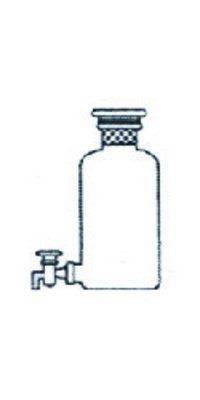 Bottles Aspirator With Interchangable Stopper