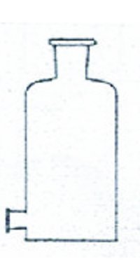 Bottles Aspirator With Outlet For Stopper