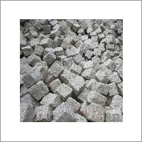 White Cubic Granite