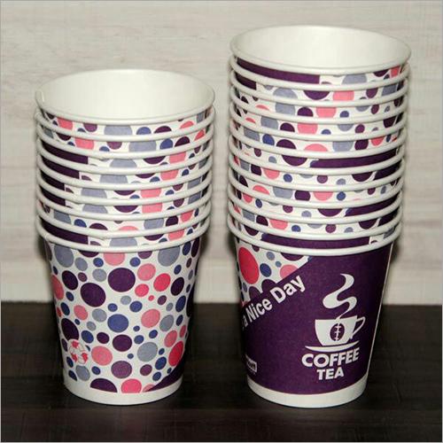 Disposable Tea Glass