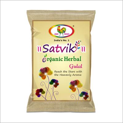 Organic Herbal Gulal