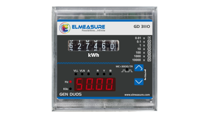 Elmeasure Generator Monitoring Unit