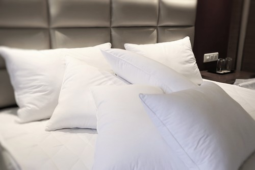 Hotel Pillow, Cushion, Bolster