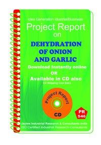 Dehydration of Onion and Garlic II Manufacturing eBook