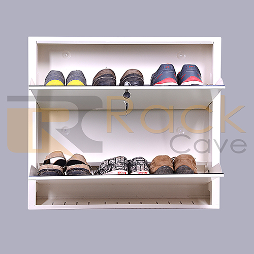 2 Shelves Shoe Rack