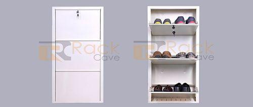 Shoe Rack model Regluar 3 self