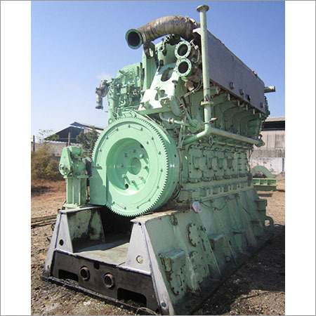 Exporter of Diesel Engine & Electric Locomotive Spares from