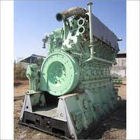 Daihatsu 6DK 32 Engine