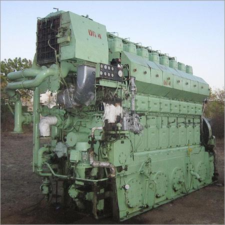 8N280 Marine Diesel Engine