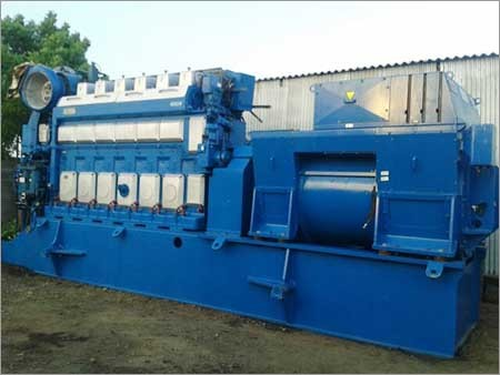 Wartsila 6R32LN Power Plant