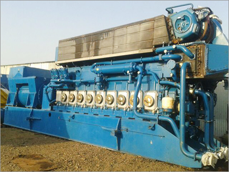 Wartsila 9R32Ln Power Plant