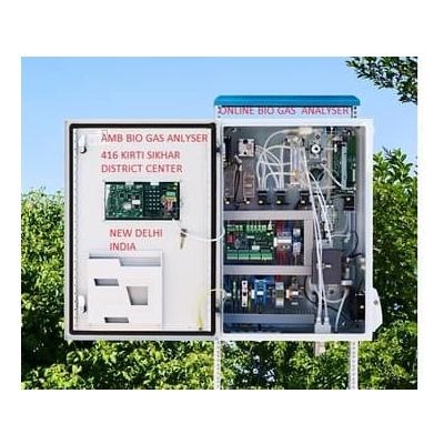 Online Bio Gas Analyser