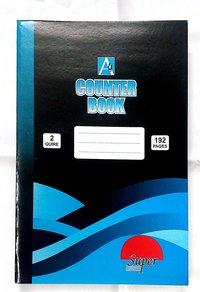 Counter Book