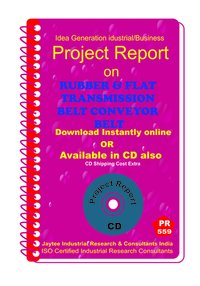 Rubber and Flat Transmission Belt Conveyor Belt eBook