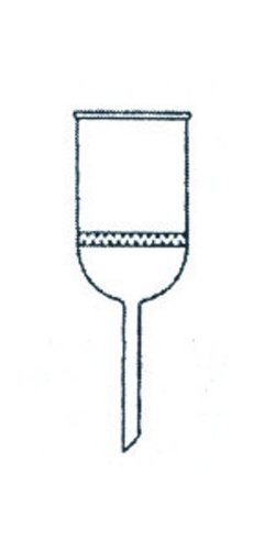 Funnels Buchner Type With Sintered Disc