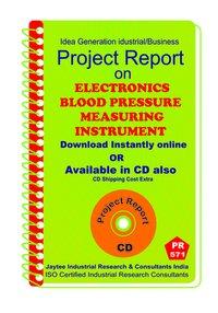Electronics Blood Pressure Measuring Instrument eBook