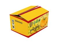 Banana Packaging Corrugated Box Carton