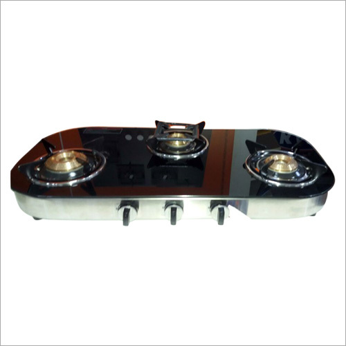Three Burner Gas Hob