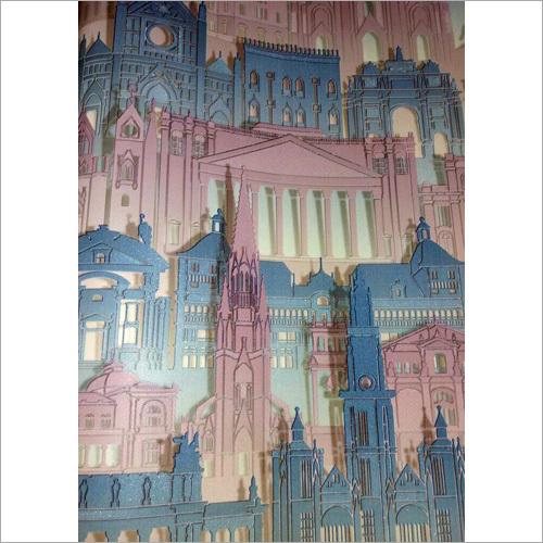 Vintage Wallpaper Roll