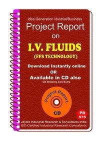 I.V.Fluids (FFS Technology ) manufacturing PR eBook